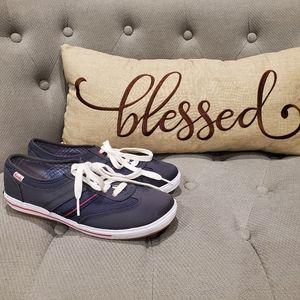 Women's Keds Navy Sport Sneakers size 6.5